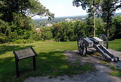 Cannon at Fort Nonsense NJ.JPG