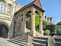 Canterbury Cathedral, Norman Staircase 03.jpg