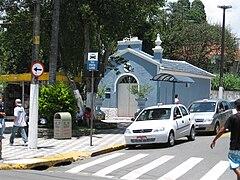 Capela Santo Ant�nio, na Avenida 9 de Julho
