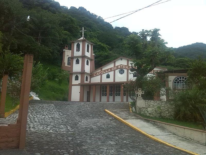 Nuestra Señora De Lourdes: File:Capilla De Nuestra Señora De Lourdes, Orizaba.jpg