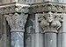 Capital of Original sin and Capital of the lions - Porte Miègeville - Basilica of Saint-Sernin.jpg