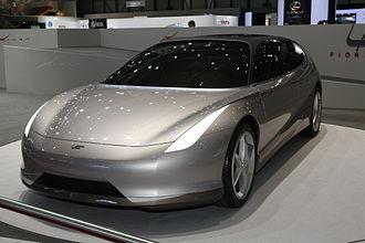 Fioravanti (automotive) - Fioravanti Hidra concept car