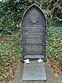 Carl Tanner-Lüdin (1864–1927) Pädagoge. Friedhof Liestal, Basel-Landschaft.jpg