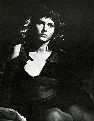 Carla Del Poggio - Del Poggio in Tragic Hunt (1947)