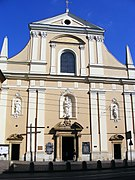 Carmelite Church in Kraków 1.jpg