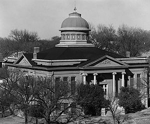 National Register of Historic Places listings in Oklahoma - Carnegie Library, Guthrie