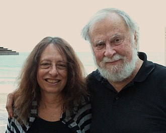 Carol Gilligan - Carol Gilligan and James Gilligan in 2011