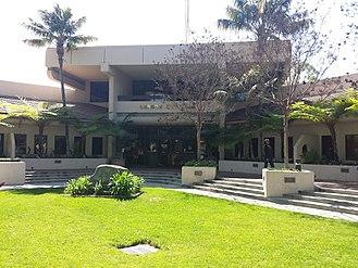 Carson, California - Carson city hall