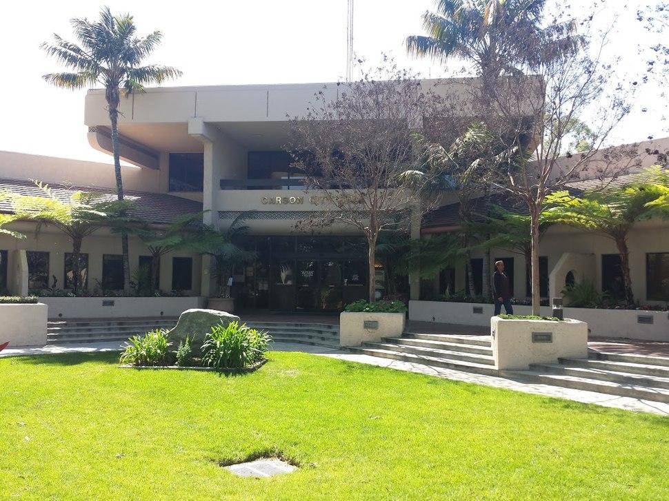 Carson city hall