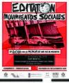 Cartel del Editatón de Movimientos Sociales (2018) celebrado en la Biblioteca Daniel Cosío Villegas.jpg