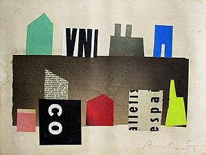 Ramon Enrich - Image: Cartell zaragossa collage