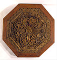 Carved wooden part of a bed tent - Google Art Project.jpg