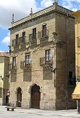 Casa del Primer Marqués de Cerralbo (vista desde el este).jpg