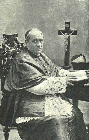 Salvador Casañas y Pagés - Cardinal Casañas
