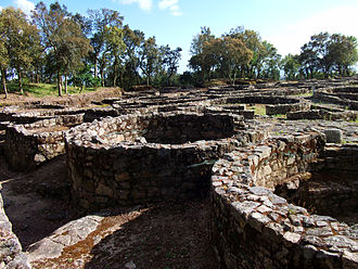 Póvoa de Varzim - The first granite buildings appeared in the 5th century BC.