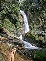 Cascada del Norte en el Río del Norte. Guatire. Venezuela.JPG