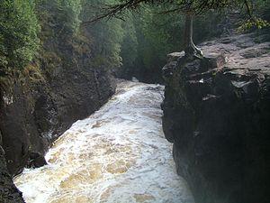 Cascade River State Park - Image: Cascade Park MN arf