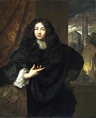 Portrait of Maurits Le Leu de Wilhem (1643- 1724)