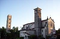 Cassacco Chiesa di San Giovanni e Torre campanaria.jpg
