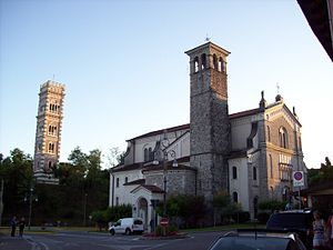 Cassacco - San Giovanni Church
