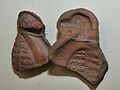 Cast and Mould - Showcase 18-18 - Prehistory and Terracotta Gallery - Government Museum - Mathura 2013-02-24 6344.JPG