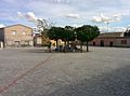 Castellanos de Zapardiel, plaza.jpg