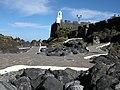 Castillo de San Miguel desde piscinas naturales - panoramio.jpg