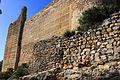 Castillo de Xivert Muro de Alafia.JPG