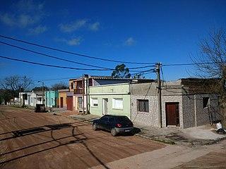 Castillos City in Rocha, Uruguay
