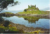 CastleCoeffinLismore-ARuinedMacDougallStronghold(ColinSmith)Aug1995.jpg