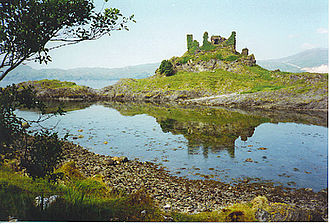 Lismore, Scotland - Coeffin Castle