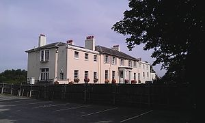 Robert Stewart, Viscount Castlereagh - Castlereagh's house in North Cray