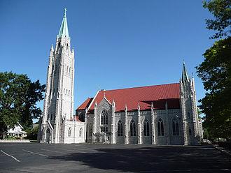 Roman Catholic Archdiocese of Kansas City in Kansas - Cathedral of Saint Peter in Kansas City