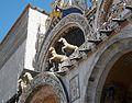 Cavalls de sant Marc, basílica de sant Marc, Venècia.JPG