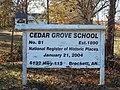 Cedar Grove School identifing sign.JPG