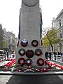 Cenotaph the day after the 11th, Whitehall SW1 - geograph.org.uk - 1580176.jpg