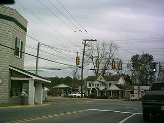 White Stone, Virginia Town in Virginia, United States