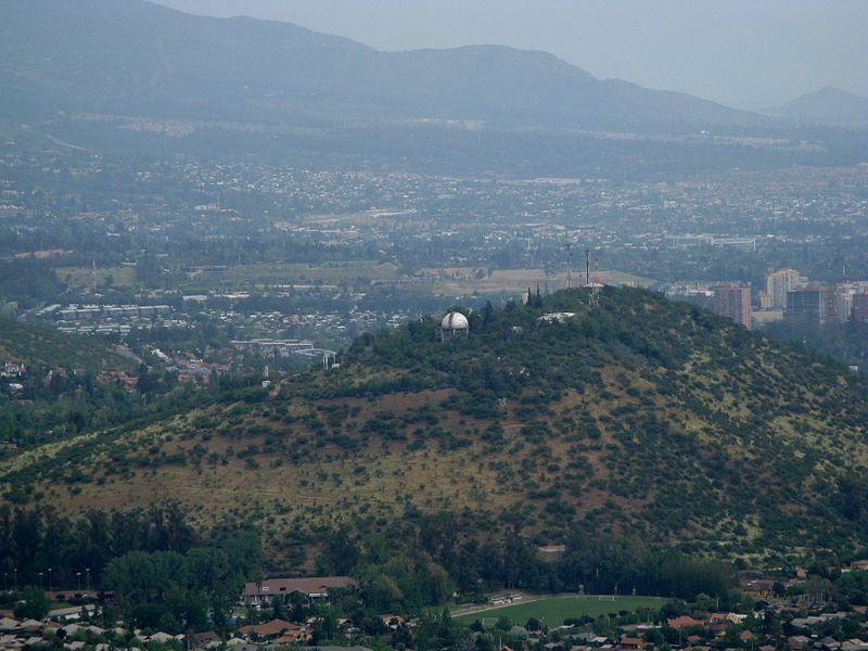Passeios e lugares diferentes em Santiago importantes