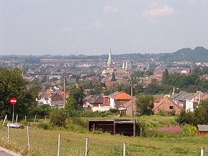 Châtelet, Belgium - Image: Châtelet Valònia