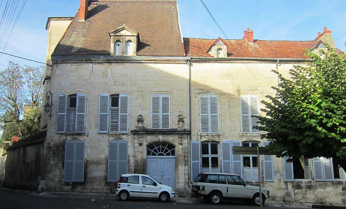Maison de la rue des avocats wikip dia for Avocat construction maison