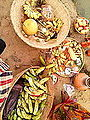 Chaath festivals offerings to god in Hakpara Siraha Nepal.jpg