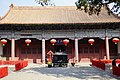 Chamber of Empress Shuming (facade), Dai Temple.jpg