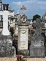 Champniers-et-Reilhac cimetière tombe maire JB Martial.JPG