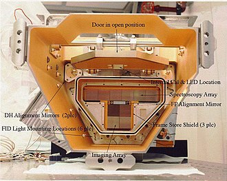 Advanced CCD Imaging Spectrometer - Advanced CCD Imaging Spectrometer