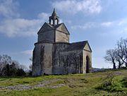 Chapelle de Ste-Croix, Arles