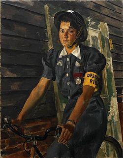 Charity bick (1941) (art.iwm art ld 1207)