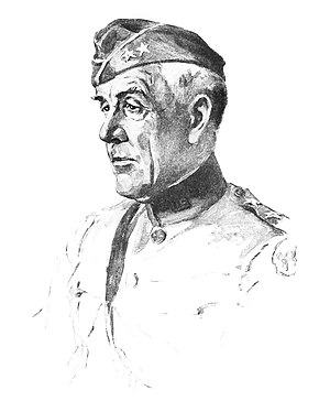 Charles Justin Bailey - Bailey during World War I as commander of the 81st Division.