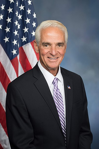 Charlie Crist, American politician and attorney