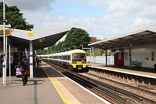 Charlton railway station
