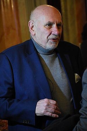 Pavel Rychetský - Image: Charta setkání signatářů ke 40. výročí Lucerna 2017 025